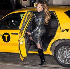 Marjorie Harvey - This Lady Loves Couture