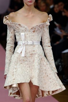 Alexis Mabille Haute Couture, Spring 2013