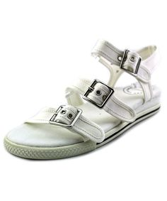 MARC BY MARC JACOBS Marc By Marc Jacobs M9000141 Women  Open Toe Canvas  Gladiator Sandal'. #marcbymarcjacobs #shoes #sandals