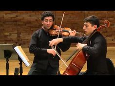Sergey & Lusine Khachatryan, Narek Hakhnazaryan - St. Petersburg 28.09.2014 Part 1 - YouTube