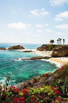 Most beautiful stretch of sand, Laguna Beach - Ultimate California Highway 1 Road Trip - Sunset Mobile Oh The Places You'll Go, Places To Travel, Places To Visit, California Coast, California Travel, Laguna Hills California, Southern California, Orange County California, California Love