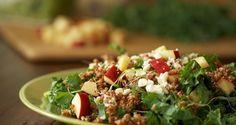 Kale and Apple Salad : Healthy Recipe   Health Digezt