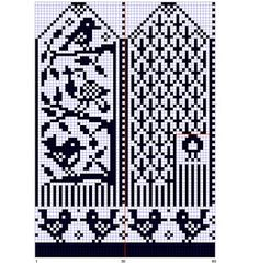 You need to know how to knit a Selbu mitten. Knitted in fingering weight yarn you will have a smaller womans mitten. Knitted Mittens Pattern, Knit Mittens, Knitted Gloves, Knitting Socks, Knitting Charts, Knitting Stitches, Knitting Patterns, Free Knitting, Crochet Patterns