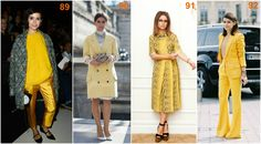Miroslava Duma yellow Duffy, Miroslava Duma, Ikon, Duster Coat, Yellow, Jackets, Fashion, Down Jackets, Moda