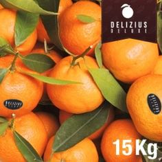 Mandarinas Valencianas Deluxe Clemenules 15 kg