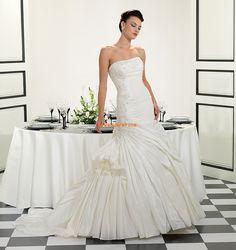 Templom Trombita/Hableány Klasszikus és időtálló Menyasszonyi ruhák 2014