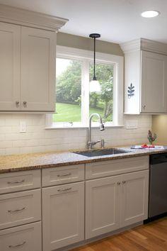 Kitchen renovation by Renovisions