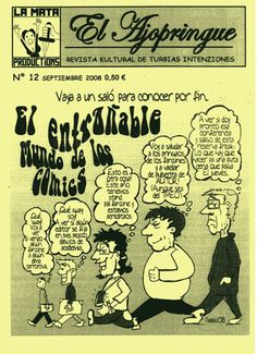 El Ajopringue 12 Peanuts Comics, Humor, Journals, Cover Pages, Humour, Moon Moon, Jokes, Funny, Funny Jokes