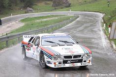 Risultato 5° Dolomiti Historic Bianchini/Stefanelli, Il duo della Lancia Rally 037 firma cinque parziali e si aggiudica il Rally Dolomiti Historic