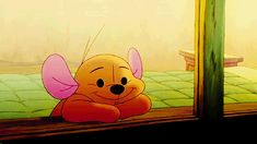 Find images and videos about cute, disney and winnie the pooh on We Heart It - the app to get lost in what you love. Winnie The Pooh Friends, Disney Winnie The Pooh, Disney World Parks, Disney Pixar, Disney Animation, Pooh Bear, Tigger, Eeyore, Cute Disney