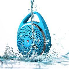 SoundDew Wireless Water resistant Portable Speaker bluetooth speakerphone shower speaker Blue White Label,http://www.amazon.com/dp/B00E084XRO/ref=cm_sw_r_pi_dp_6wR1sb018NME7JMV