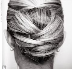 pretty bun - Click the image to find more popular pins at Repinly.com
