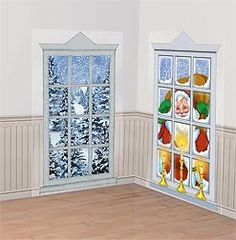 Frosted Window Panes Scene Setter | Shop home, interior_design| Kaboodle