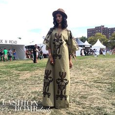 We're on the Scene @afropunk again taking street style! Behold…
