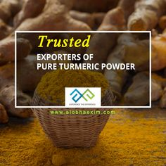 #Turmeric is an important ingredient in your kitchen. #AlobhaExim takes exemplary care in sourcing natural #TurmericFinger and used quality packaging to pack them and export. Visit http://alobhaexim.com/turmeric to know more!