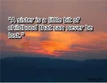 YES!! I love this. I look at my sister and i just always see her as that little girl i have to take care of. <3
