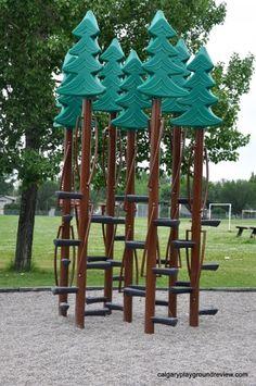 Kelvin grove park playground
