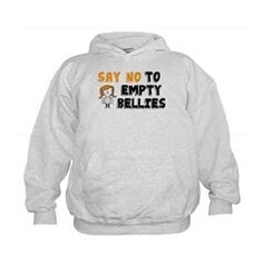 7499e7d9a Buy the Kate Kids Hoodie and Help Fight Hunger! A portion of the proceeds  will