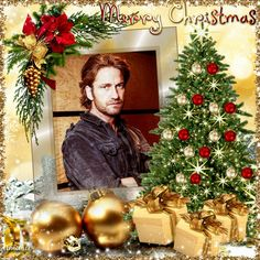 Merry Christmas Gerard <3 <3
