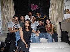 maheshbabu family