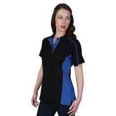 Show details for Ladies Stratus Polo Golfers, Polo Shirt, V Neck, Lady, Shirts, Women, Fashion, Moda, Polos