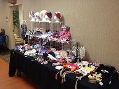 Crochet Patterns by Jennifer: Craft Show Checklist