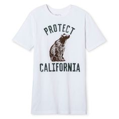 Los Angeles Local Pride by Todd Snyder Men's Protect California Tee - White Xxl