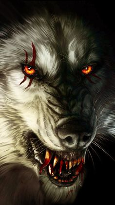 43 best ideas for wall paper iphone dark wolf Madara Wallpaper, Wolf Wallpaper, Wolf Illustration, Wolf Photos, Wolf Pictures, Fantasy Wolf, Dark Fantasy Art, Anime Wolf, Scary Wolf