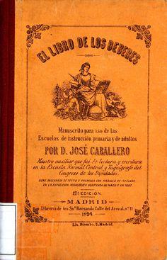 El Libro de los deberes/ por José Caballero (1923)