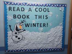 Winter bulletin with Olaf.