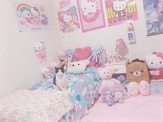 cruelcrayon:the cute part of my room