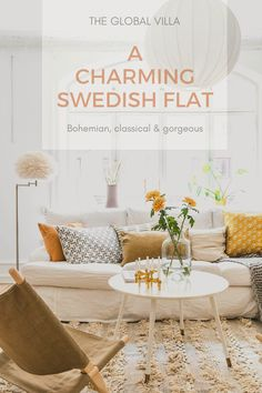 Swedish Interiors, Swedish Style, Flats, Loafers & Slip Ons, Ballerinas, Apartments