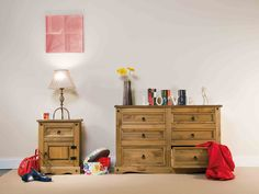 Premium Corona Mexican Solid Pine Furniture White Painted For - Corona bedroom furniture sale