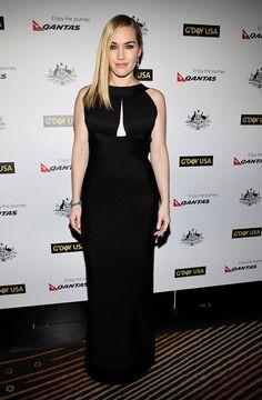 sleek Kate Winslet