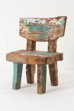 Reclaimed Boat Chair