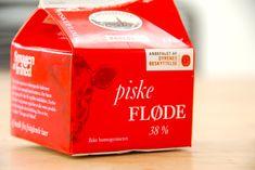 Budding laves med piskefløde og ægte vanilje, hvorefter den skal køles ned i mindst tre timer. Foto: Guffeliguf.dk.