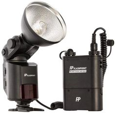 Flashpoint StreakLight 360 Ws Flash with Blast Power Pack #photography #flash