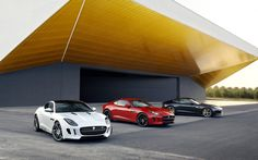 2014 Jaguar F Type R Coupe Group Wallpaper Free Download. Resolution 2560x1600 px - GreatCarWallpaper ID 1933