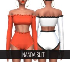 FifthsCreations: NANDA SUIT
