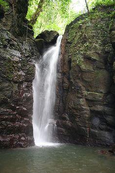 Lake Buhi Waterfall Bicol