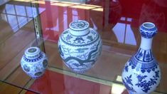 Chinese Imperial Porcelain in The Hague