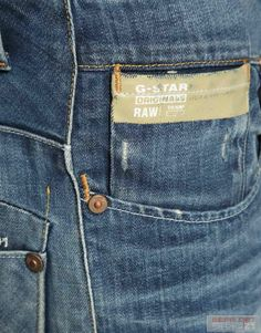 G- STAR  LOW POCKET