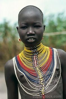 Resultado de imagen de necklace samburu drawings