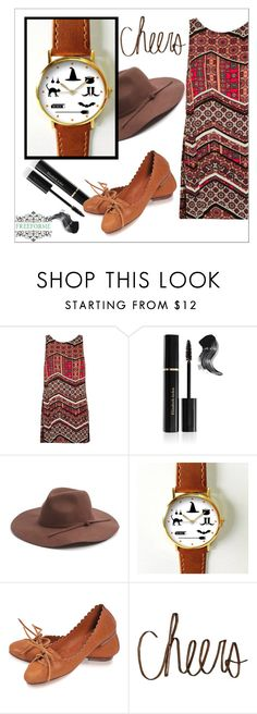 """""""FreeForme 1/2"""" by goldenhour ❤ liked on Polyvore featuring Topshop, Elizabeth Arden, Phase 3 and Dot & Bo"""