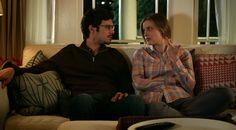 Adam Brody and Gillian Jacobs in Life Partners Gillian Jacob, Life Partners, Love Her, Adam Brody, Interview, Cinema, Community, Seasons, Couple Photos