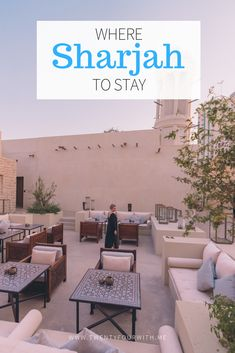 I was super excited for our stay in Al Bait. This luxury boutique hotel sits alongside the canal in the heritage district of Sharjah. Lavender Drink, Door Steps, Guest Services, Sharjah, Outdoor Furniture Sets, Outdoor Decor, Traditional Design, Bait, Old Houses