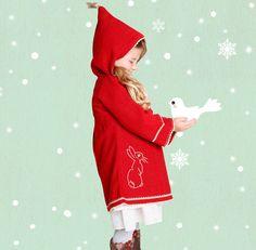 Beautiful Belle & Boo coat for winter