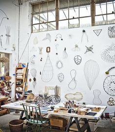 Mari Andrews | Studio spaces