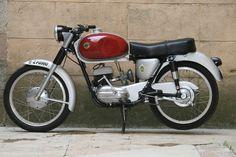 1962 Bultaco Tralla 101
