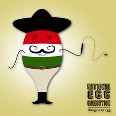 National Egg Collection - Hungarian egg